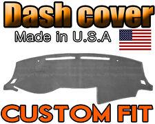 Fits 2013-2019  NISSAN  SENTRA  DASH COVER MAT  DASHBOARD PAD  /  CHARCOAL GREY