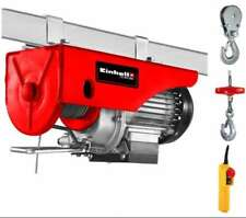 Polipasto Elect 500w 125-250kg 11 5mt Tc-eh 250 Einhell