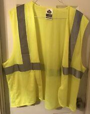 Glowear By Ergodyne Neon Yellow Safety Vest