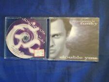 DOUBLE YOU - DO YOU WANNA BE FUNKY - CD SINGLE 4 TRACKS