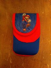 vintage Nintendo Super Mario handheld Video game holder/holster Donkey Kong RARF