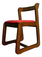 sedia da collezione design willy rizzo per mario sabot anni 70 vintage