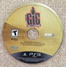 Power GIG: Rise of the Six String - PS3 (DISC ONLY)