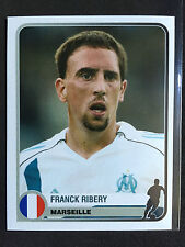 1955-2005 Panini Champions of Europe sticker #242 Franck Ribery Marseille
