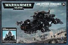 Dark Angels Land Speeder Vengeance / Darkshroud Games Workshop Warhammer 40.000