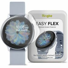 Ringke Film Screen Protector for Samsung Galaxy Watch Active 1 & 2 44MM (3 Pack)
