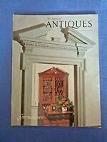 The Magazine ANTIQUES 1983 Germantown Cliveden Stenton Wyck Ebenezer Maxwell PA