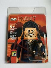 Lego SDCC The Hobbit Bard The Bowman Minifigure Retired Brand New