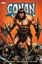 Conan the Barbarian 2 : The Original Marvel Years Omnibus, Hardcover by Thoma...