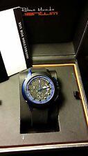 Ritmo Mundo Unisex 1151/2 Blue Quantum Sport Quartz Chronograph Aluminum Accents