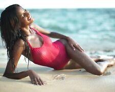 Ebonee Davis Hot Super Sexy Adult Model 8x10 Photo UNSIGNED 1