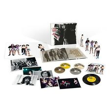 Rolling Stones Sticky Fingers Super Deluxe Edition CD DVD Vinyl box set. New!
