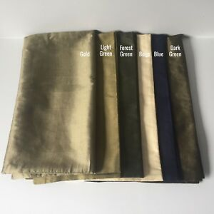 Thai Silk Throw Pillow Covers 16 in. Square Various Colors
