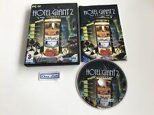 Hotel Giant 2 - PC - FR - Avec Notice