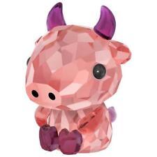 Swarovski Crystal Zodiac Dependable Ox #5302556 Brand New In Box Cute Save$ F/Sh