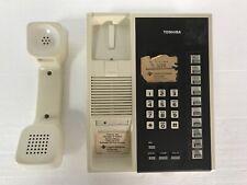Vintage Toshiba EKT6010-H  Telephone Speaker Phone Conference Hold Mute Japan