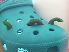3D SNAKE Shoe Charm Pour Crocs & Bracelets Jibbitz