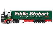 CC16002 Corgi Diecast Lorry Volvo FH,Eddie Stobart Curtainside Trailer 1:50 New