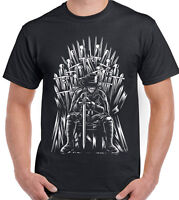 The Thrones of Vendetta Mash Up Parody - Mens Funny T-Shirt Game Of GOT V For