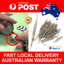 Watch Band Repair Kit 108 Watch Strap Spring Pins and Remover Tool FREE POST