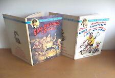 2 E.O.BD de la série San-antonio N° rare san-antonio crusoë et fait un tour