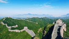 """Poster 24"""" x 16"""" Great Wall of China"""