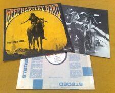 "KEEF HARTLEY BAND "" THE TIME IS NEAR "" MEGA RARE UK ORIG DERAM LP WITH BOOKLET"