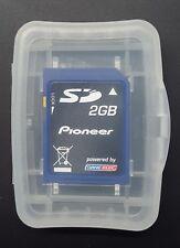 Genuine PIONEER OEM Dane-Elec SD Flash Secure Memory Card Camera / MP3 2GB NEW#