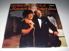 SEALED Robert Stolz MELODIEN VON ROBERT STOLZ Sonic STEREO German Pressing