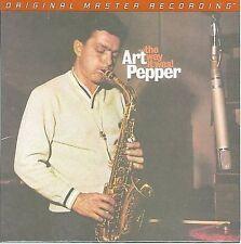 Art Pepper Mobile Fidelity MFSL Super Audio CD SACD Hybrid Audiophile High End