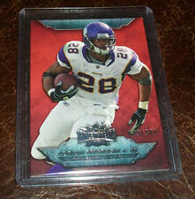 2012 TOPPS TRIPLE THREADS ADRIAN PETERSON VIKINGS #'D 069/989