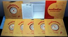 1962/63 First Congressional Church Pastor David Colwell (6) 33 rpm Records &more