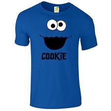 Cookie Monster Camiseta, Sésamo camiseta de inspiración, todos Los Tamaños, Nuevo