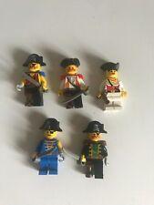 lego pirates vintage  bateaux barques pirates légo