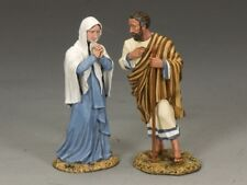 King & Country Collectible Toy Soldiers LOJ008 Life Of Jesus' Parents