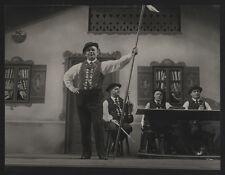 O. Photo White Ferdl Movie Platzl Stage Theatre folk costume of Munich 1931