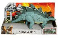 Jurassic World 2 Fallen Kingdom Action Attack Strike STEGOSAURUS Dinosaur Figure