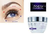 AVON ANEW CLINICAL LIFTING TREAT. INFINITE COMPLEX DUAL EYE & BROW SYSTEM SEALED