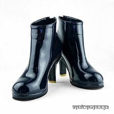 Puella Magi Madoka Magica Homura Akemi Cosplay Shoes Boots