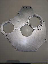 MG 1275 ENGINE PLATE,  ALUMINUM