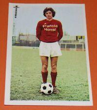 219 M. CARLIER FC ROUEN DIOCHON AGEDUCATIFS FOOTBALL 1973-1974 73-74 PANINI
