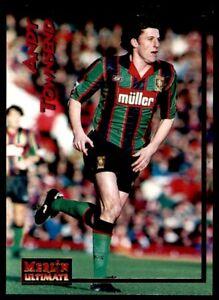 Merlin Ultimate Premier League (95-96) Andy Townsend Aston Villa No. 18
