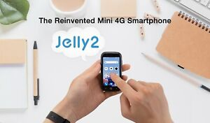 "Unihertz Blue Jelly 2 3"" Smartphone"