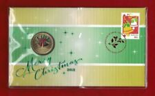 2012 Australia PNC Merry Christmas First Day of Issue - Clearance Price