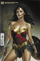 Wonder Woman Comic 760 Cover B Card Stock Variant Joshua Middleton First Print