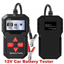 100-2000 CCA Battery Alternator Tester Test Truck Car 12 V Diagnostic Tool