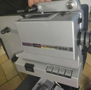 NORIS Norimat  S - Super 8  Tonfilmprojektor wenig benutzt?