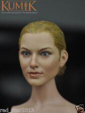 1:6 KUMIK CG CY Girl Female Head Sculpt Ver. KM16-30 F 12'' Figure Doll