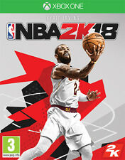 NBA 2K18 - XBOX ONE ITA - NUOVO/SIGILLATO [XONE0449]
