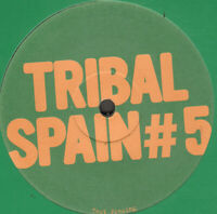 JESSE GARCIA ‎– Tribal Spain #5 - Rache Records ‎– Venmx 518 - Spa 2004